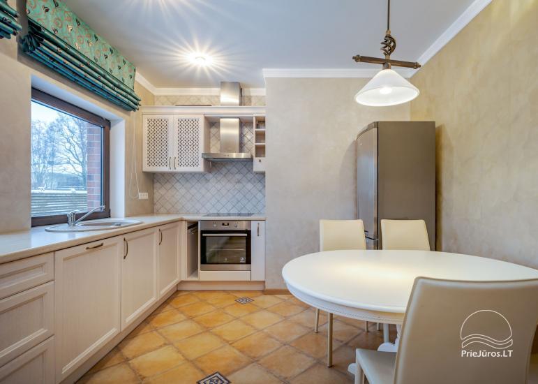 New cottage Nendrės vila for rent in Kunigiskes - 7
