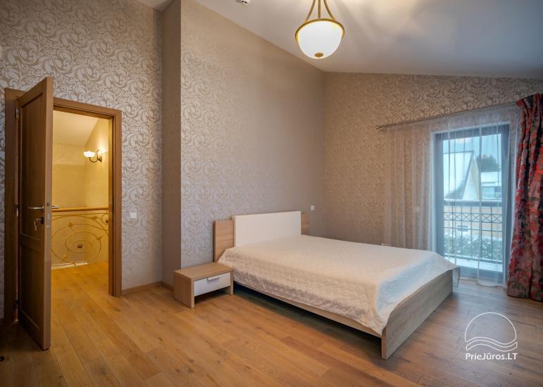 New cottage Nendrės vila for rent in Kunigiskes - 11