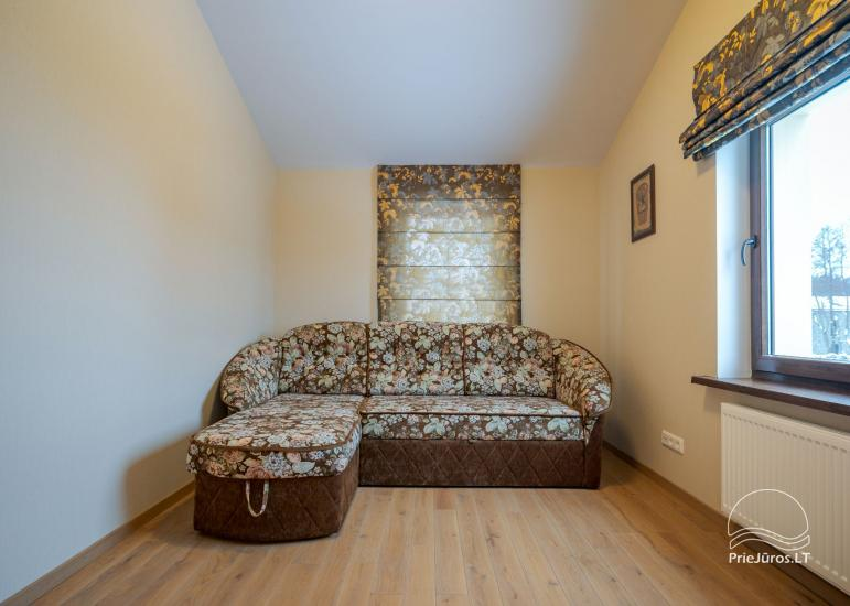New cottage Nendrės vila for rent in Kunigiskes - 10