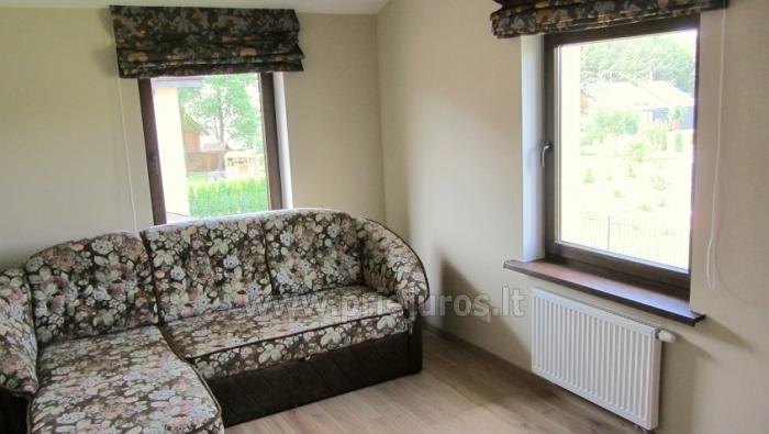 New cottage Nendrės vila for rent in Kunigiskes - 9