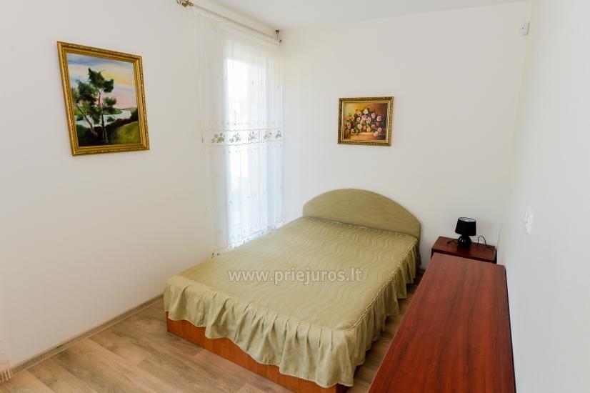 Nauji 2 kambarių apartamentai MALŪNO VILOS: pirmas aukštas, terasa-kiemelis - 11
