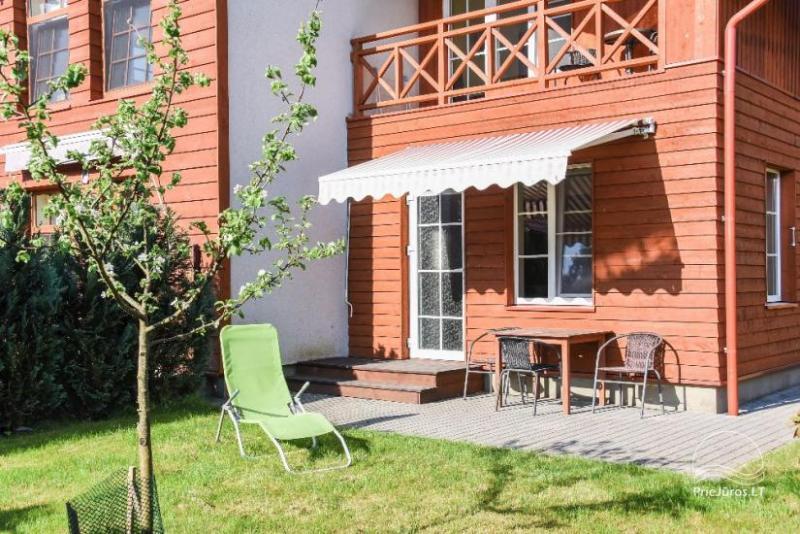 S&S Apartments - Brīvdienu mājas īre Kunigiskes