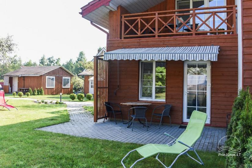 S&S Apartments - Holiday cottages for rent in Kunigiskiai - 9