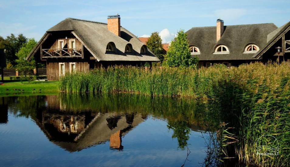 Hotel in Sventoji (Palanga) an  der Ostsee Pajurio sodyba - 7