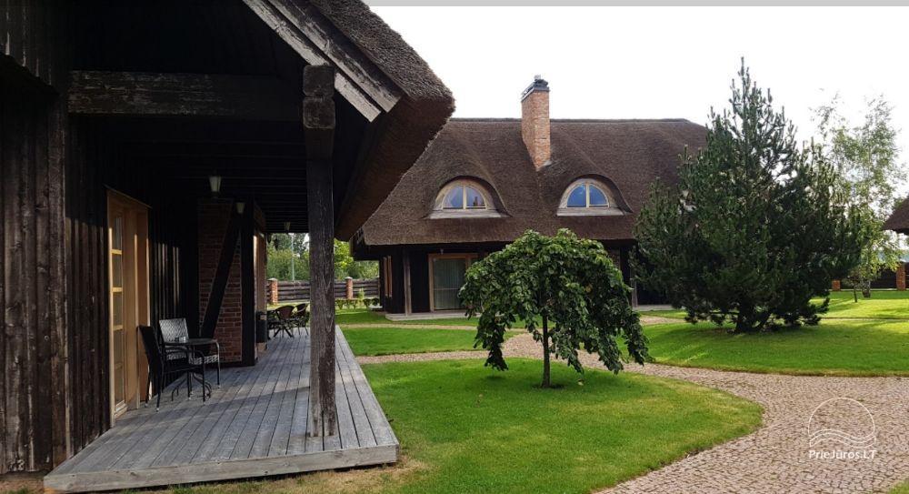 Hotel in Sventoji (Palanga) an  der Ostsee Pajurio sodyba - 8