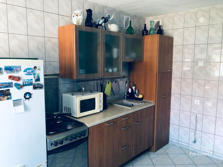 Atpūta Neringā - 2 istabu dzīvokļa īre Nidā - 3
