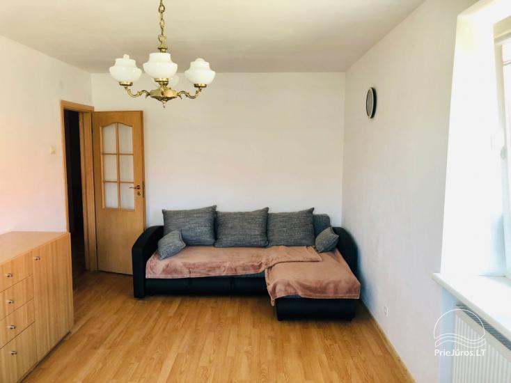 Dviejų kambarių buto nuoma Nidoje - 6