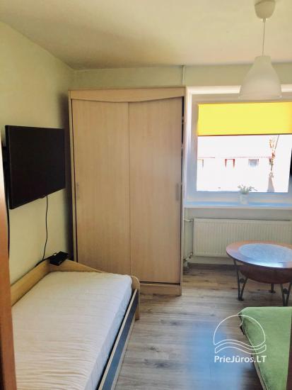 Atpūta Neringā - 2 istabu dzīvokļa īre Nidā - 8