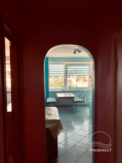 Atpūta Neringā - 2 istabu dzīvokļa īre Nidā - 4