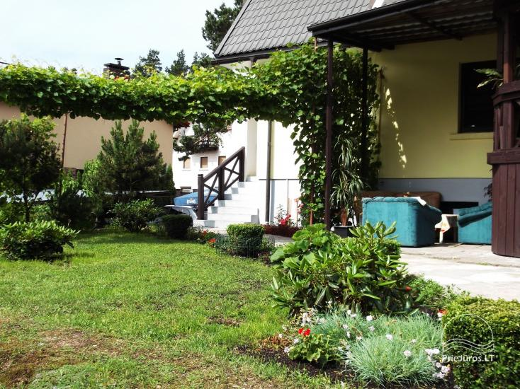 Kunigiskes103 - Rooms and holiday houses for rent in Palanga, in Kunigiskiai - 1
