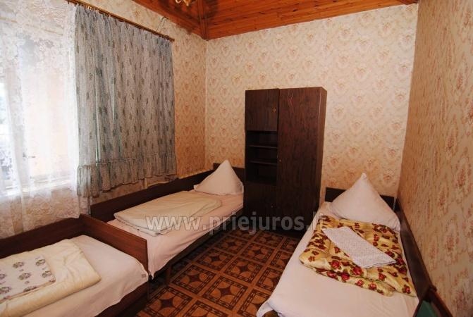 Zimmer zum Vermieten in einem Privathaus im Zentrum von Palanga - 3
