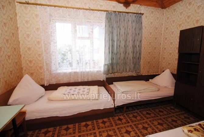 Zimmer zum Vermieten in einem Privathaus im Zentrum von Palanga - 4