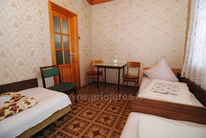 Zimmer zum Vermieten in einem Privathaus im Zentrum von Palanga - 5