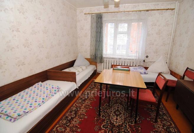 Zimmer zum Vermieten in einem Privathaus im Zentrum von Palanga - 6