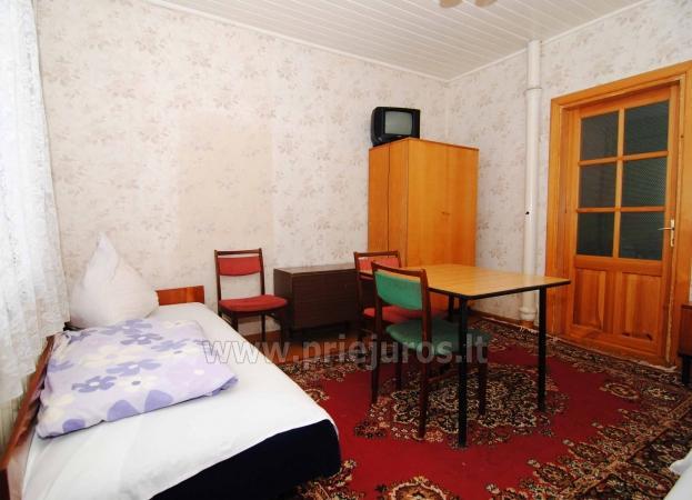 Zimmer zum Vermieten in einem Privathaus im Zentrum von Palanga - 7