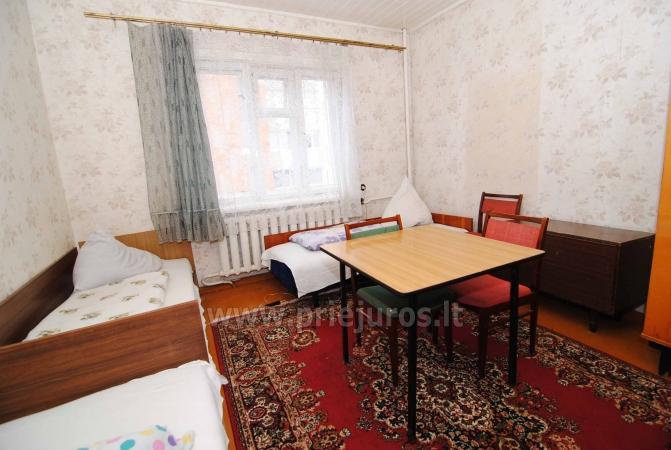 Zimmer zum Vermieten in einem Privathaus im Zentrum von Palanga - 9