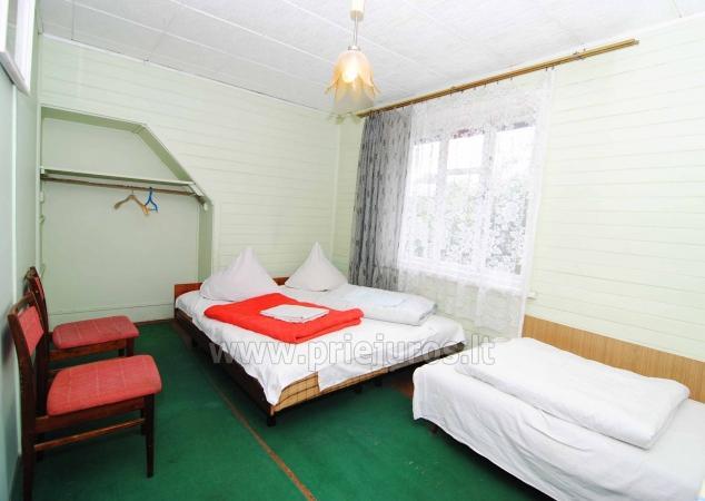 Zimmer zum Vermieten in einem Privathaus im Zentrum von Palanga - 10