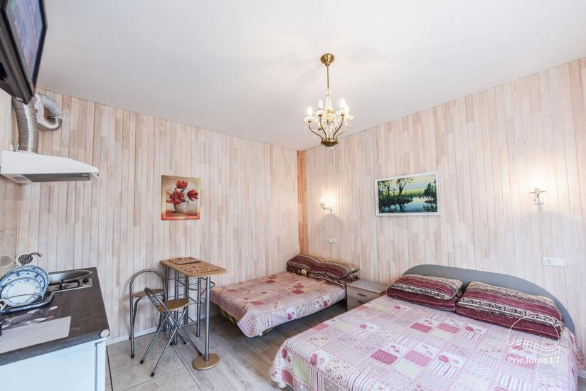 No. 1 Quadruple Room on the 1st floor with a private kitchenette, shower and WC