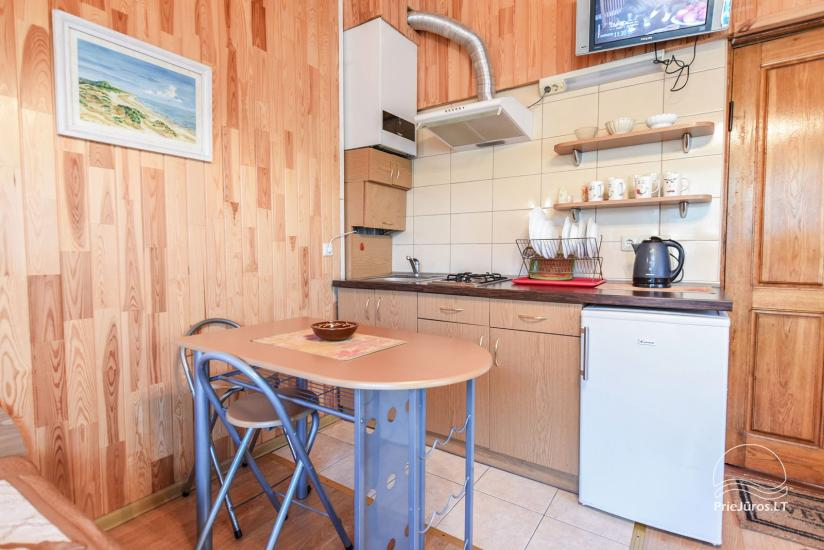 No. 2 Quadruple Room on the 1st floor with a private kitchenette, shower and WC