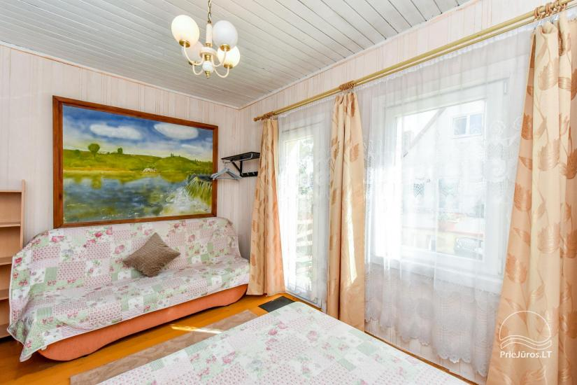 No. 4 Room on the 2nd floor with balcony, shower and WC