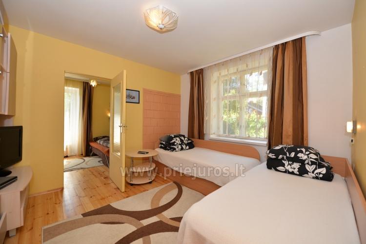 2 istabu dzīvokli Nidā - 1