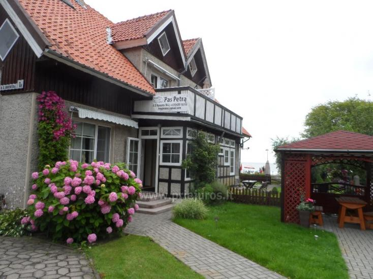 Rooms for rent At Peter's on the lagoon coast in Curonian Spit - 2