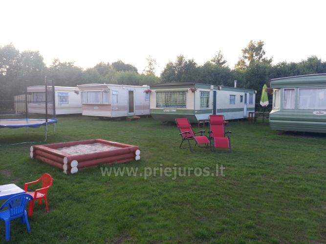 Mobile houses for rent in Sventoji - 2