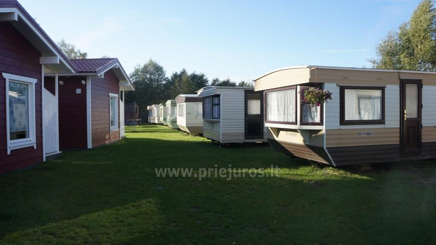 Mobile houses for rent in Sventoji - 3