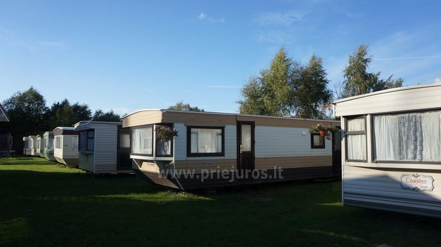 Mobile houses for rent in Sventoji - 4