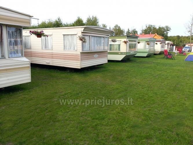 Mobile houses for rent in Sventoji - 5
