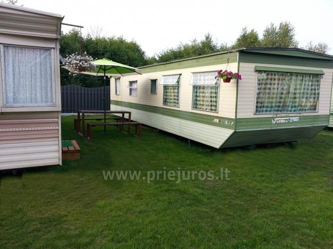 Mobile houses for rent in Sventoji - 7