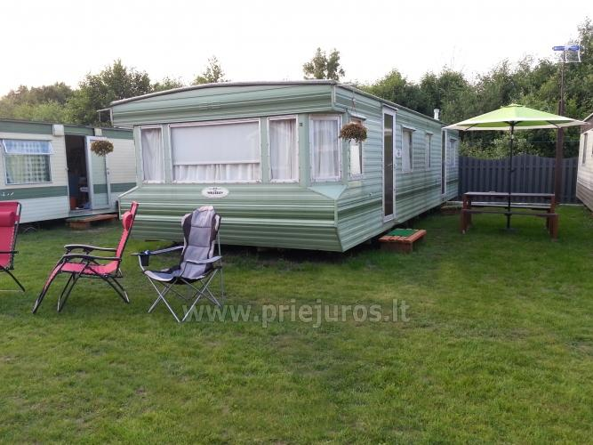 Mobile houses for rent in Sventoji - 9