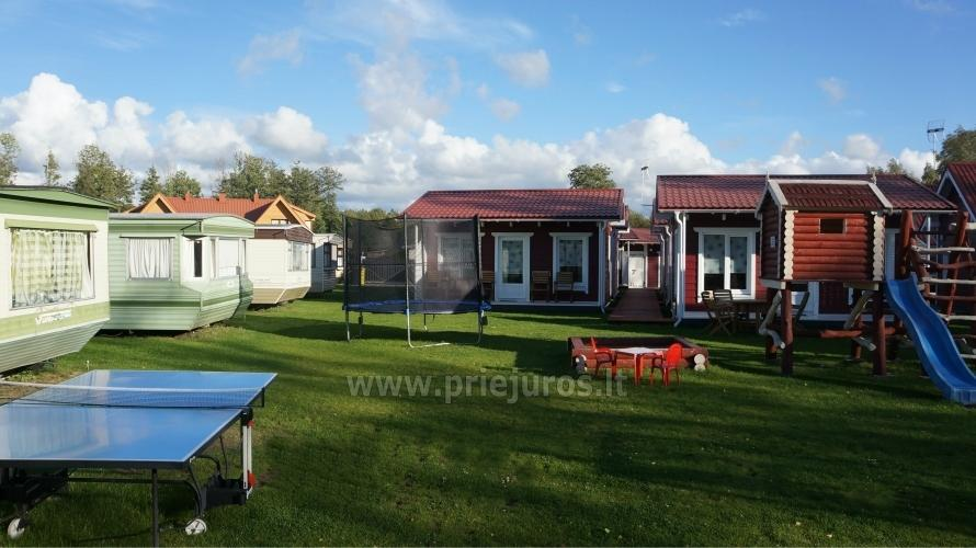 Mobile houses for rent in Sventoji - 1