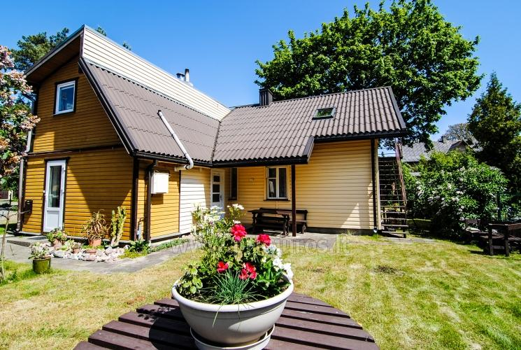 Economy class House (second floor) for rent in Palanga Klevas - 2