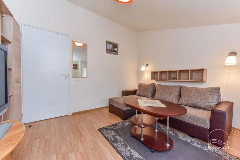 Economy class House (second floor) for rent in Palanga Klevas - 10
