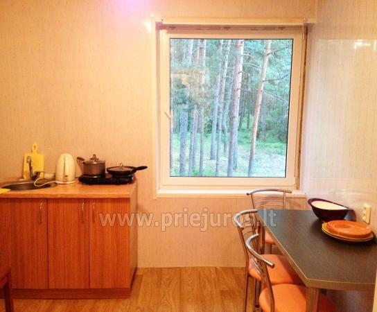 One room apartment with patio in Pervalka - 6