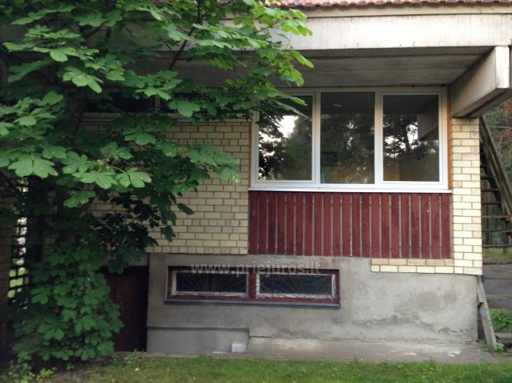 One room apartment with patio in Pervalka - 3