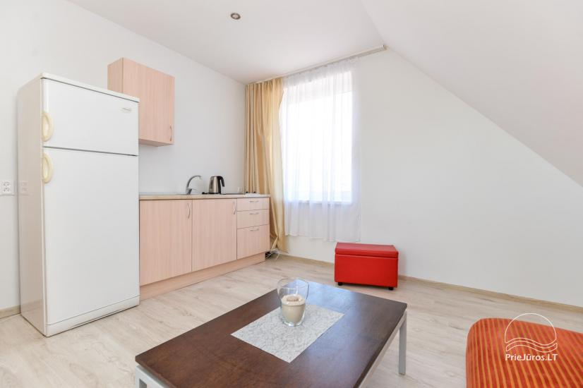 Two-room apartment with terrace for rent - 3