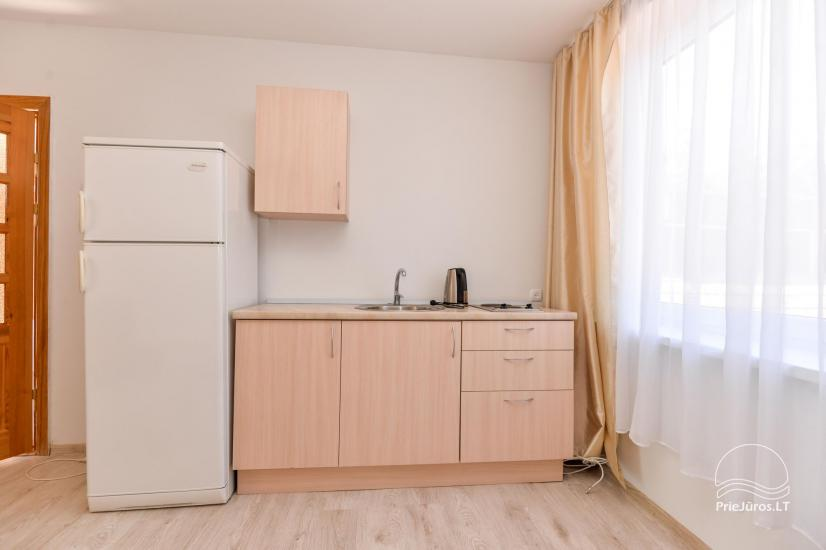 Two-room apartment with terrace for rent - 4