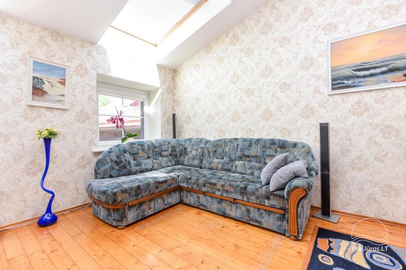 100 m² apartment for rent in Nida center - 2