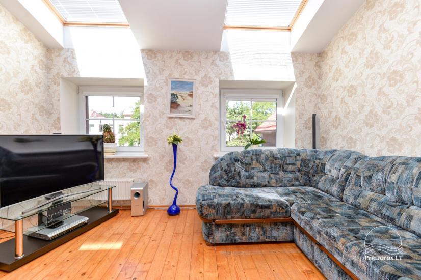 100 m² apartment for rent in Nida center - 3