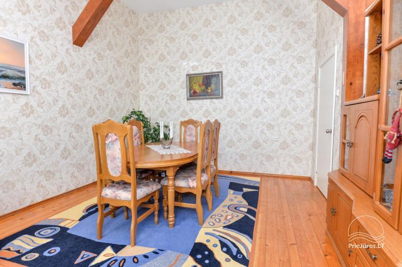 100 m² apartment for rent in Nida center - 4