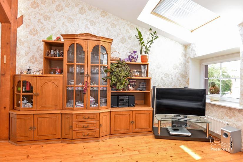 100 m² apartment for rent in Nida center - 5