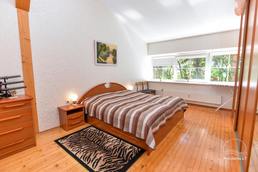 100 m² apartment for rent in Nida center - 6