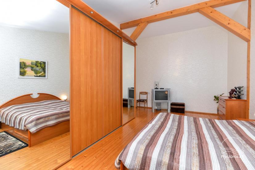 100 m² apartment for rent in Nida center - 7