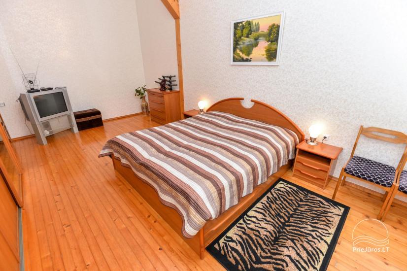 100 m² apartment for rent in Nida center - 8