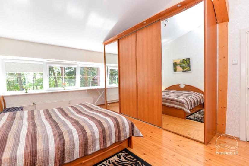 100 m² apartment for rent in Nida center - 9