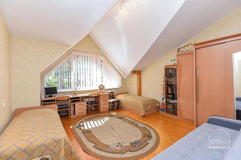 100 m² apartment for rent in Nida center - 10