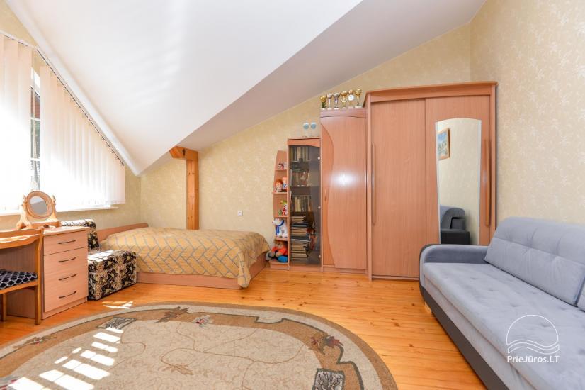 100 m² apartment for rent in Nida center - 11