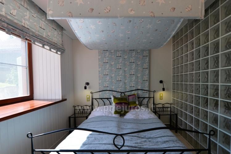 Apartamentai Nidoje su pirtimi - 7